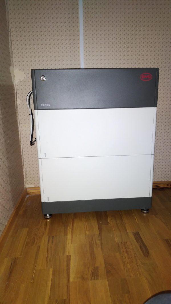 BYD HVS/HVM batteri