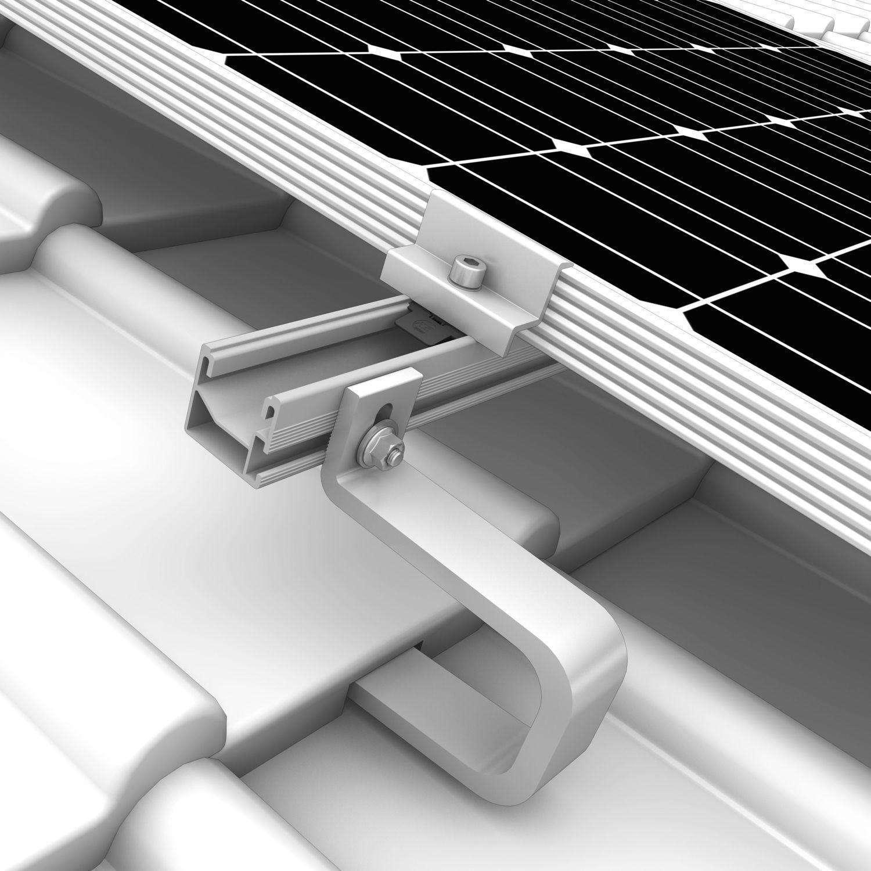 Solcelleanlæg 2,3kWp