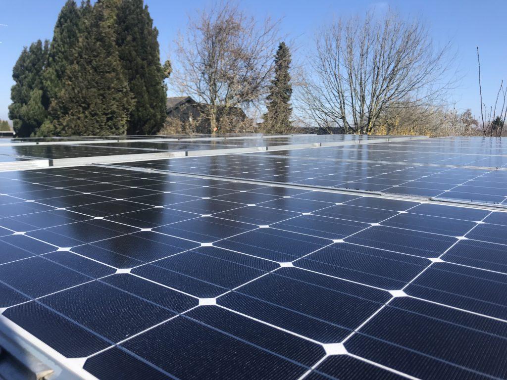 Solceller batteri