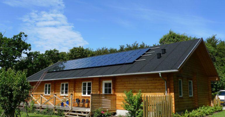 solcelleanlæg 10 kw