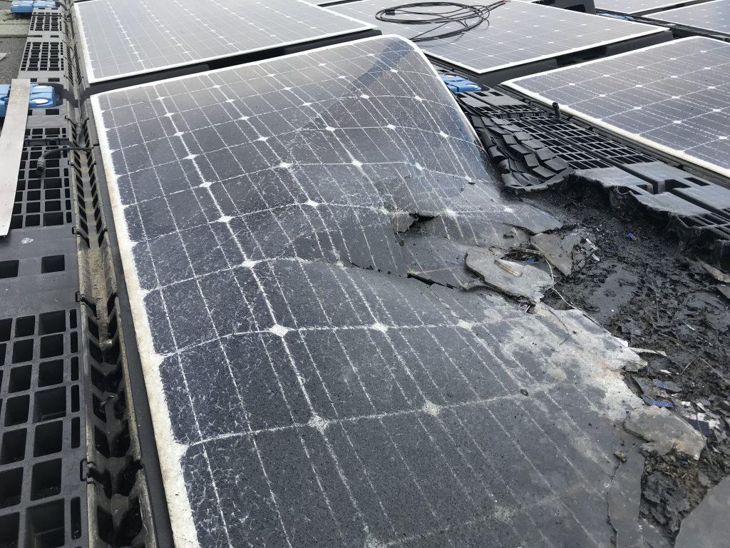 fejl på solceller