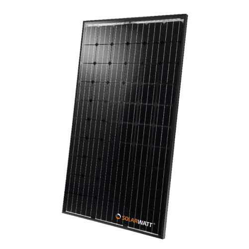 Solceller med batteri 6kW