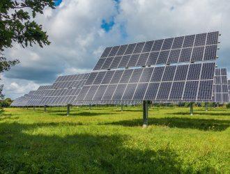 solceller til virksomhed